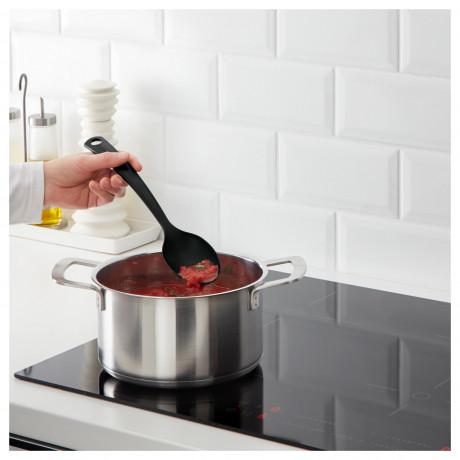 Кухонные приборы, 3 предм ГНАРП черный фото 2