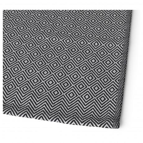 Салфетка под приборы ГОДДАГ черный, белый фото 1