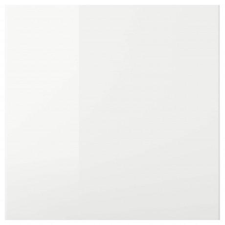 Дверь РИНГУЛЬТ глянцевый белый фото 0