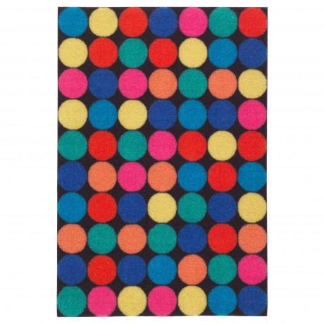 Придверный коврик РОРСЛЕВ разноцветный фото 0