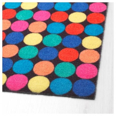 Придверный коврик РОРСЛЕВ разноцветный фото 2