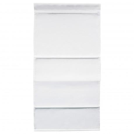 Римская штора РИНГБЛУММА белый фото 4