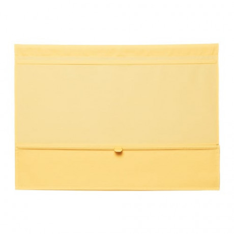 Римская штора РИНГБЛУММА желтый фото 4