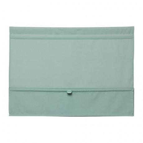 Римская штора РИНГБЛУММА зеленый фото 4