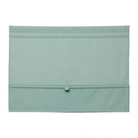 Римская штора РИНГБЛУММА зеленый фото 3