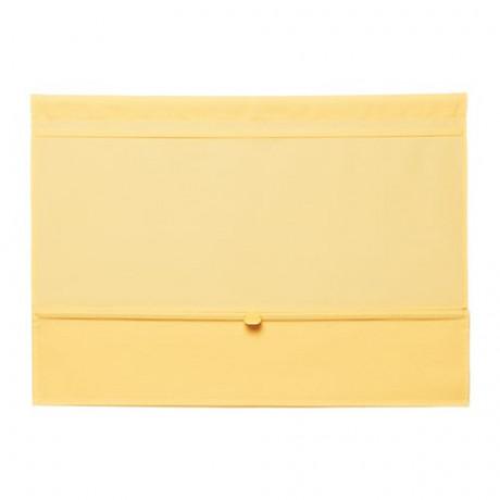 Римская штора РИНГБЛУММА желтый фото 3